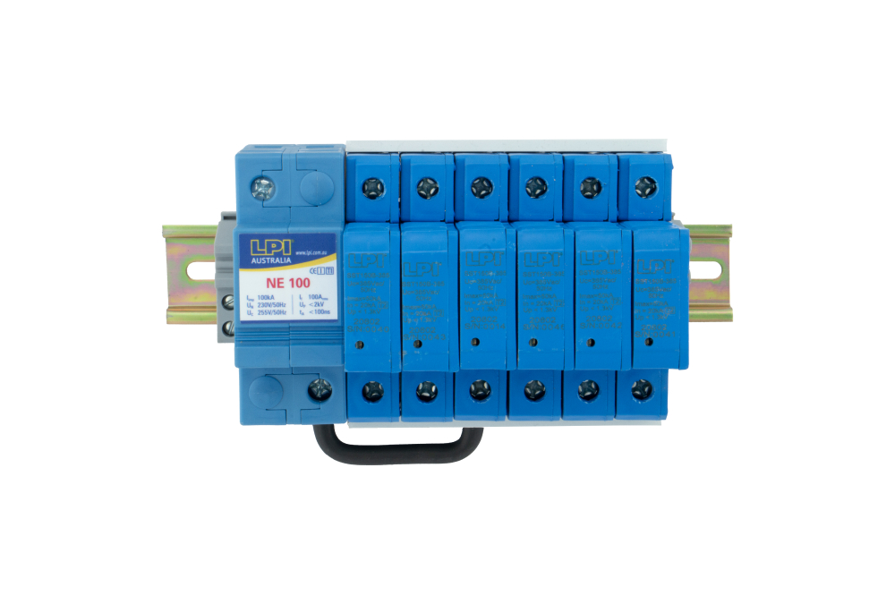 DIN-Rail-Mount-Module-Combinations