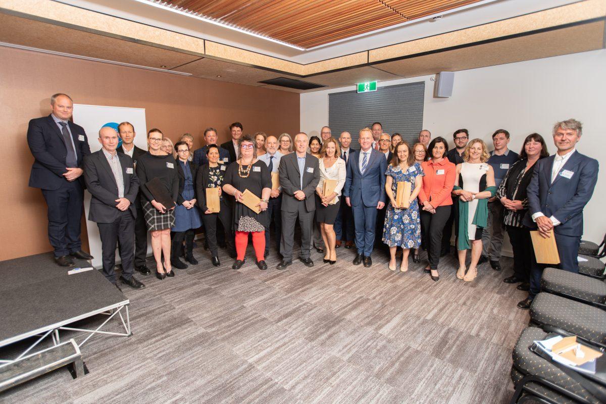 Tasmanian Export Awards - all winners and sponsors
